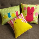 easter handmade pillow 4