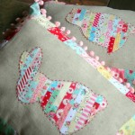 easter handmade pillow 7