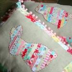 easter handmade pillow 7