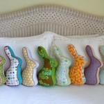easter handmade pillow 8
