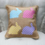 easter handmade pillow 9