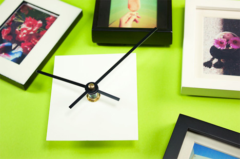 photo-wall-clock-project