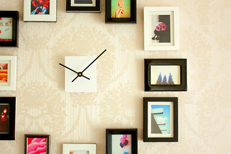 wall-clock-project-framed-photos