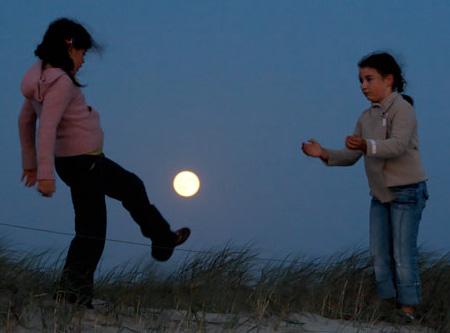 Creative Moon Photography 3