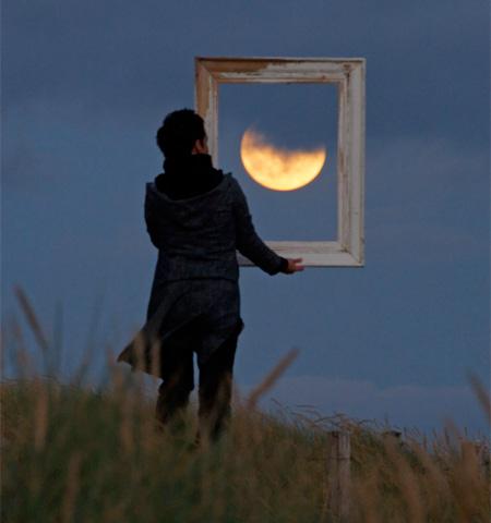 Creative Moon Photography 4