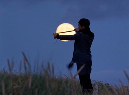 Creative Moon Photography 5