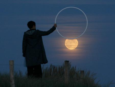 Creative Moon Photography 6