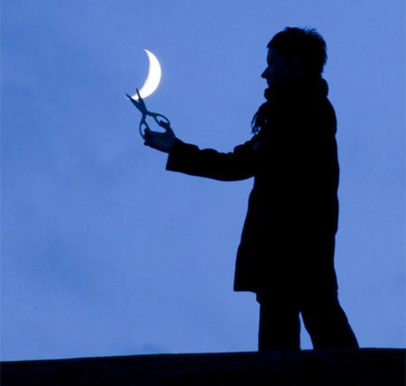 Creative Moon Photography 9
