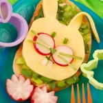 Easter Bunny sandwich 16