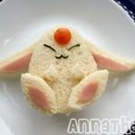 Easter Bunny sandwich 19