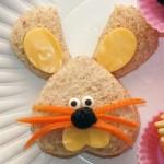 Easter Bunny sandwich 7