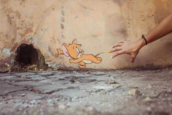 Ernest Zacharevic 16