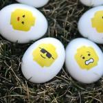 LEGO Easter eggs 1
