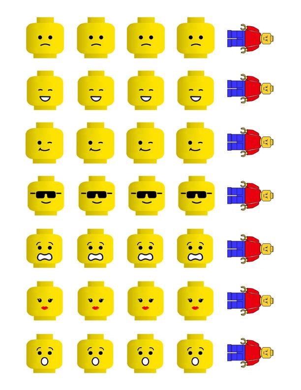 LEGO Easter eggs 4