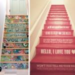 Цветни стълбища