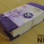 Калъф за книга от плат с регулираща се дължина