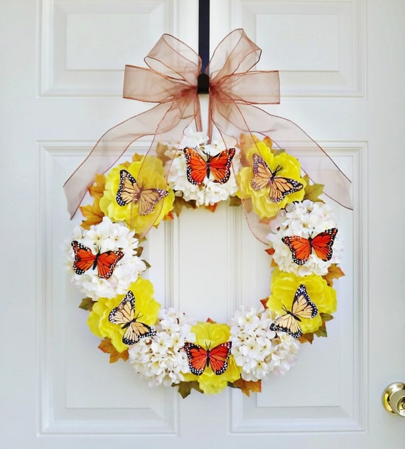 butterfly home decoration 7