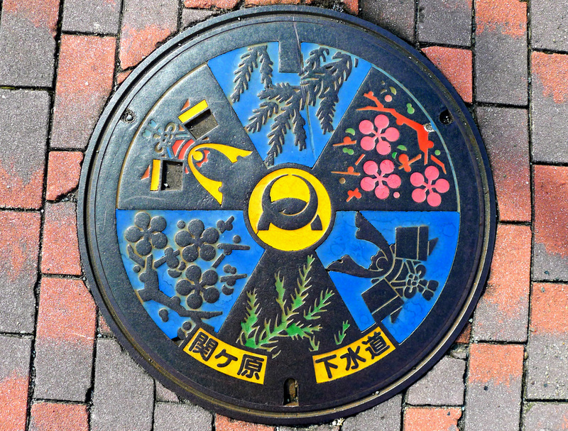 Colourful-manholes