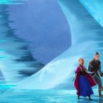 Пейзажи от анимацията Frozen