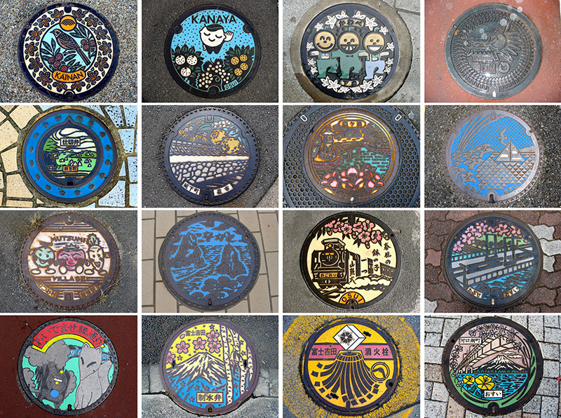 Lovely-Manholes-from-Japan