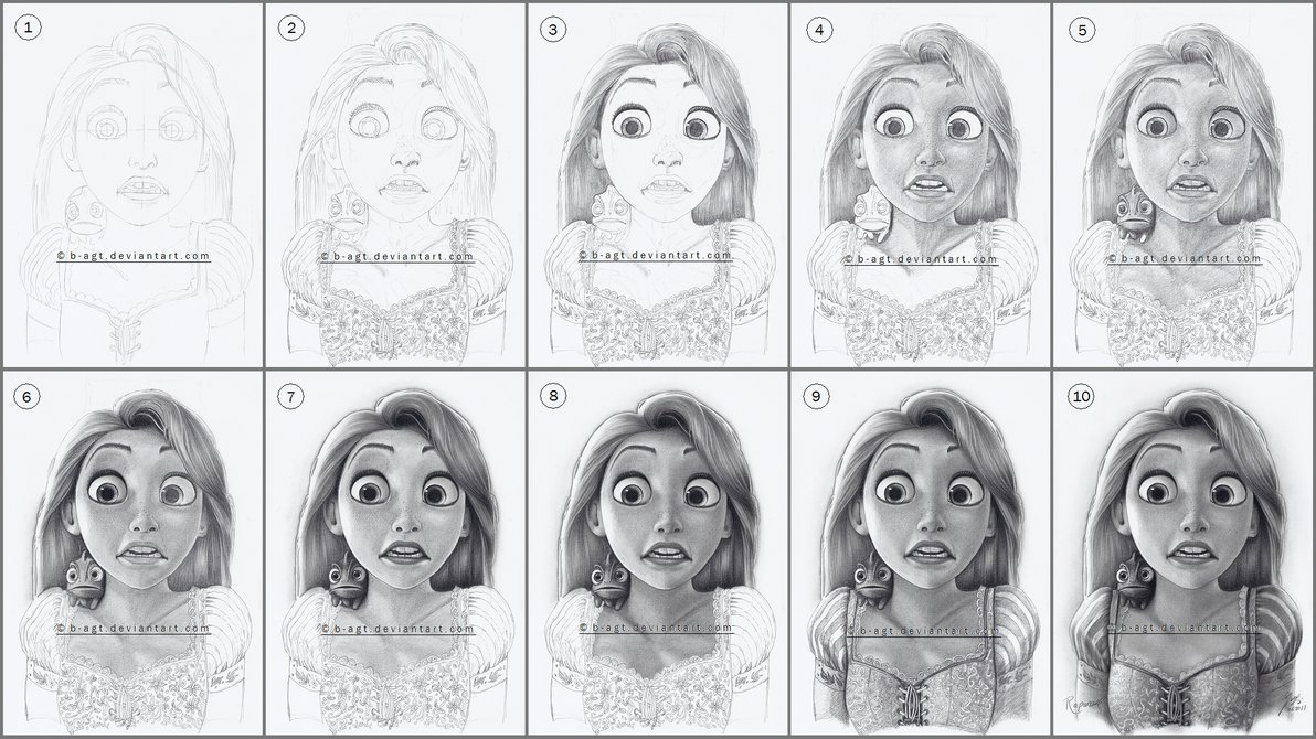 frozen drawings 1