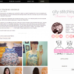 City Stitching with Christine Haynes