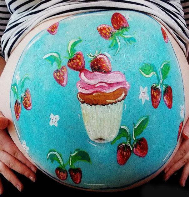 pregnant-bump-painting-carrie-preston-15