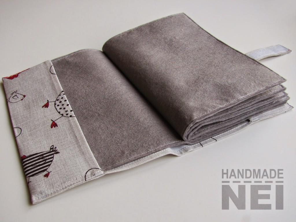 organizer book Nelkata 5