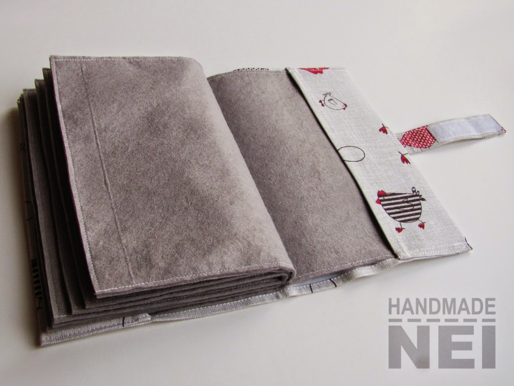 organizer book Nelkata 8