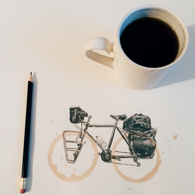 Pencil-Drawings-and-Coffee-Marks-101