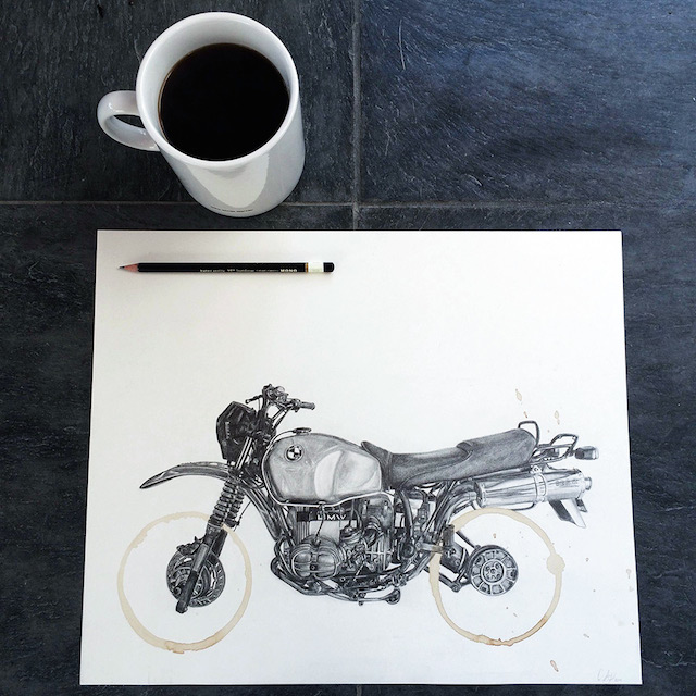 Pencil-Drawings-and-Coffee-Marks-16