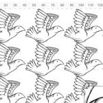 Bird Color   Fabric   Woven Monkey-2