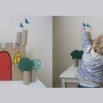 Замък от хартия