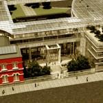 Нова сграда за Националната Художествена Академия