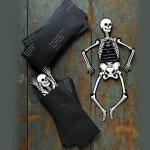 Скелет покана за Хелуин