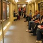 Изложба в метро