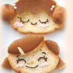 Свежи идеи от хляб и течен шоколад за деца