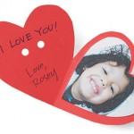 Направи си сам картичка за Свети Валентин
