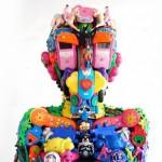 Изкуство от рециклирани материали