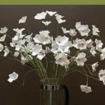 Лесни хартиени цветя