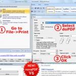 Безплатна програма за създаване на PDF