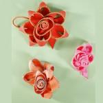 Цвете от цип