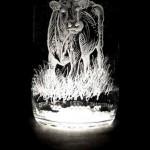 Уникални гравюри върху бутилки – част 2
