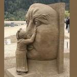 Изкуство от пясък – част 2