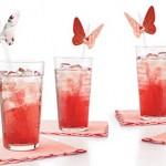 Украса за сламка на летен коктейл
