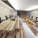 Офис от дървени палети