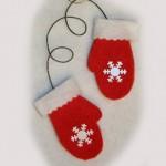 Ръкавички за елхата