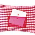 Възглавници за Свети Валентин