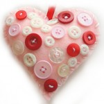 Мека валентинка с копчета