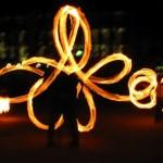 Изкуство от огън